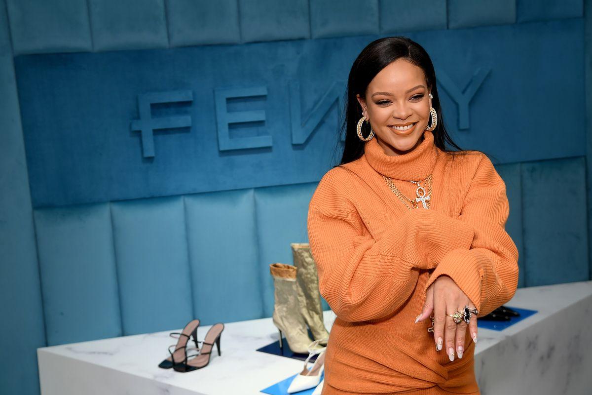 Rihanna Reveals Her Valentine's Day Plans