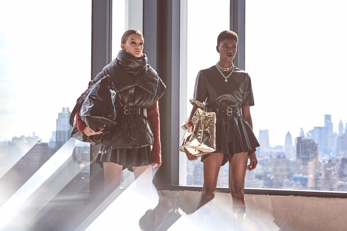Longchamp's Fall 2020 Show Had the Best Views of New York