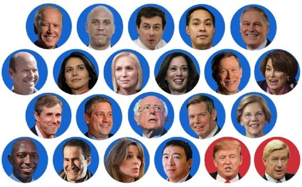 I Researched the Democratic Candidates So You Don't Have To