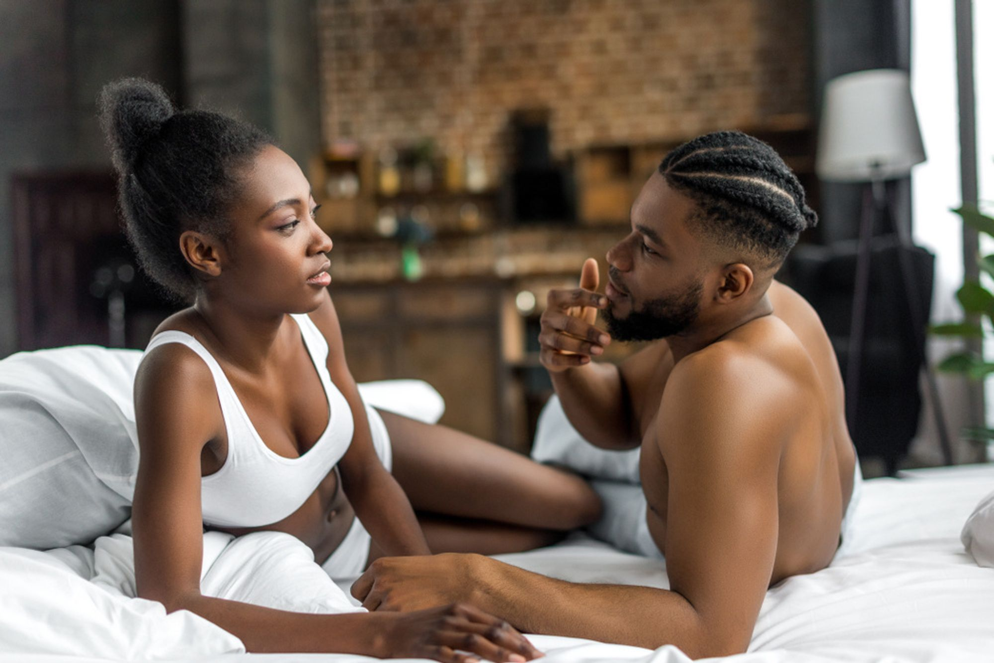 What To Do If Your Guy Has Erectile Dysfunction