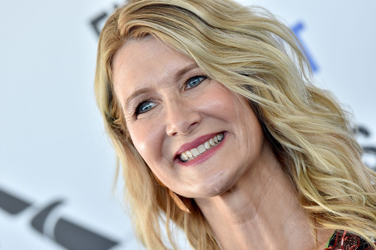 The Gay Men's Chorus Pays Tribute to Laura Dern