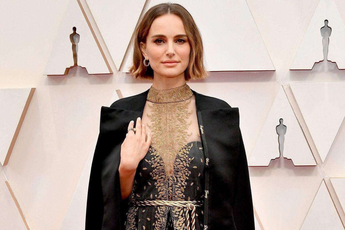 Natalie Portman Gave a Shoutout to Snubbed Female Directors