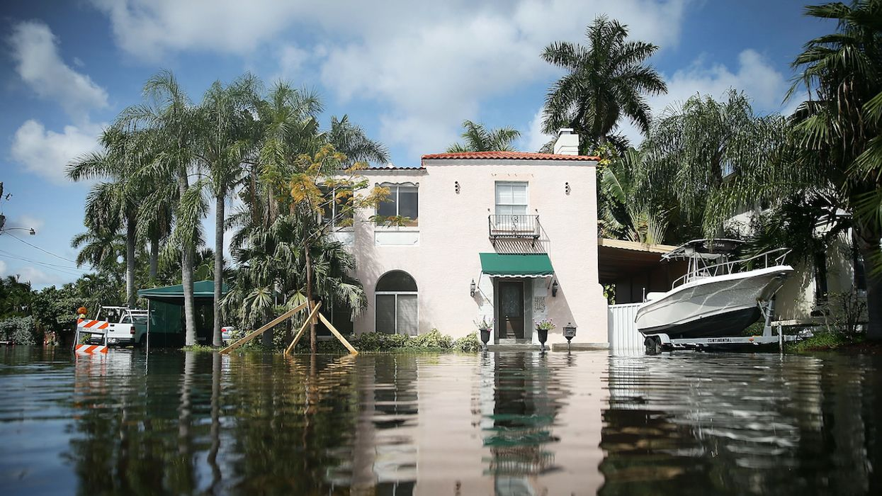Florida Coastal Flooding Maps: Residents Deny Predicted Risks to Their Property