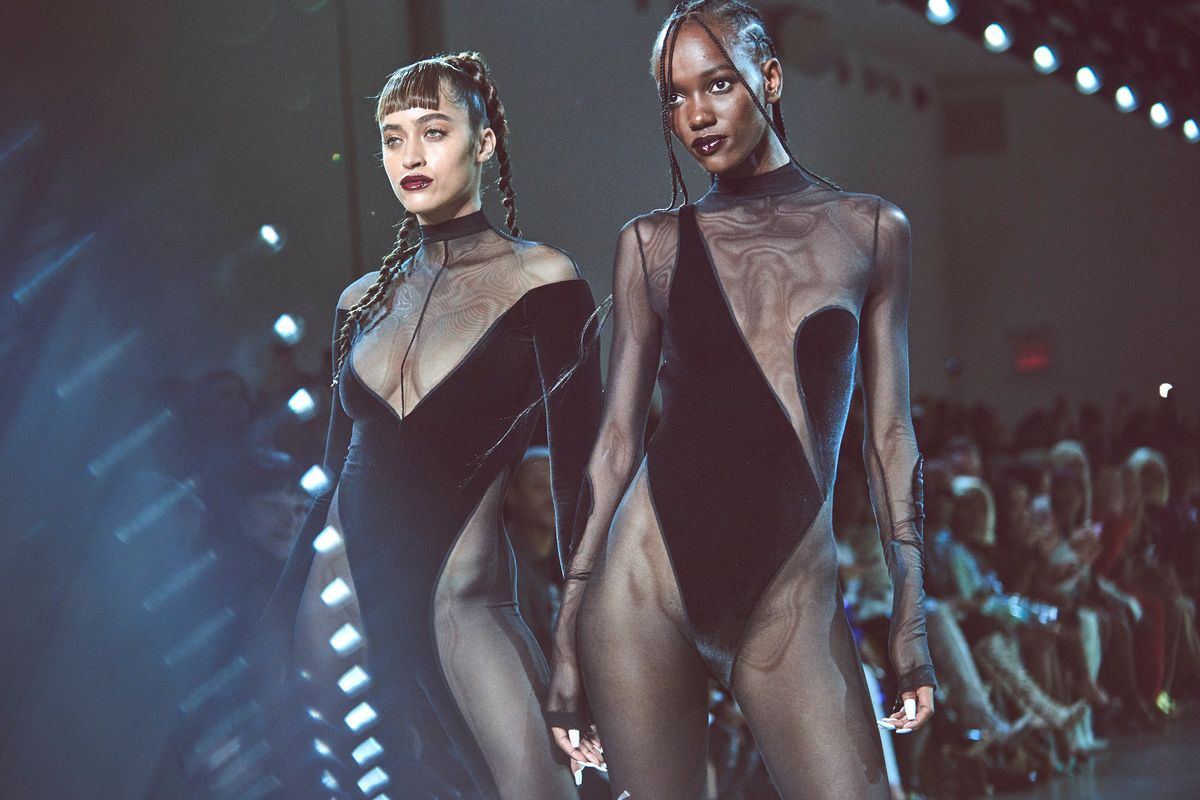Wear Laquan Smith's Catsuits When You'd Rather Be Naked
