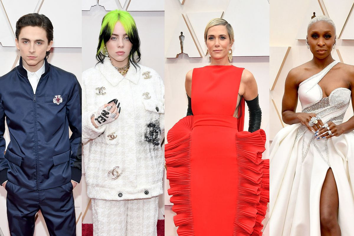 The Oscars Red Carpet Was... Really Good, Actually