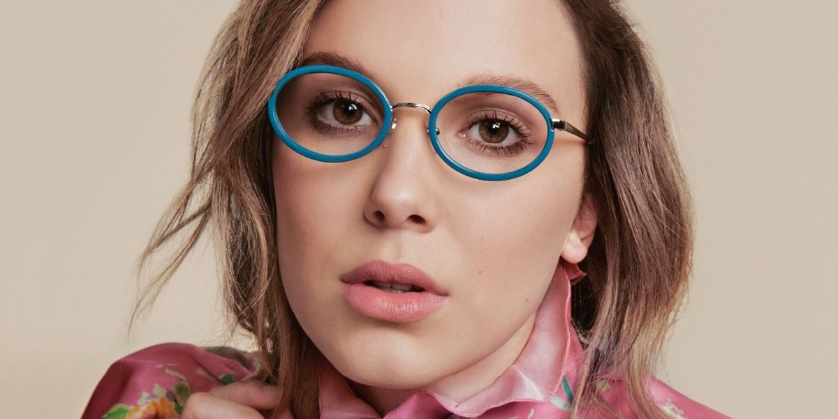 Millie Bobby Brown Is Now An Eyewear Designer