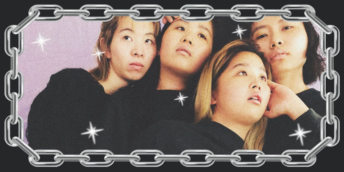 CHAI Is The Japanese Pop-Rock Outfit Turning Kawaii On Its Head