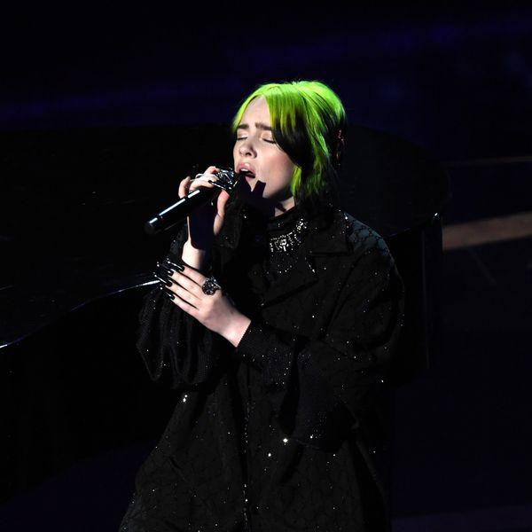 Watch Billie Eilish's Heartfelt Beatles Cover at the Oscars