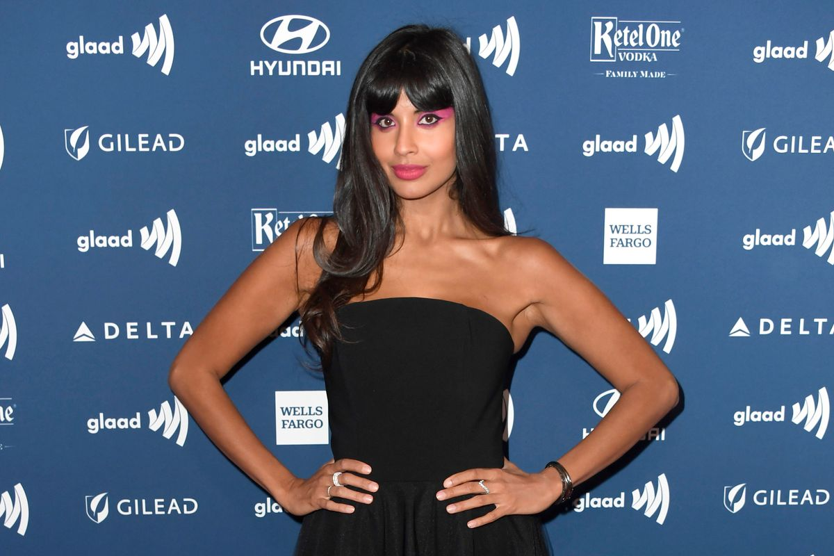 Jameela Jamil Reflects on Her Coming Out