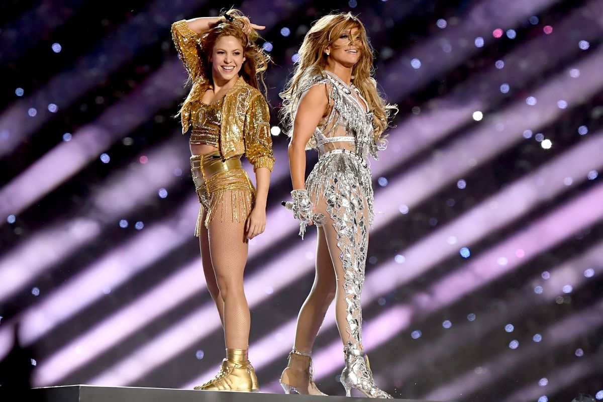Jennifer Lopez Responds to 'Too Sexy' Super Bowl Criticism