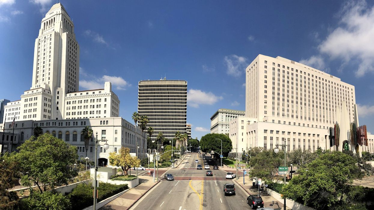 Los Angeles City-Owned Buildings to Go 100% Carbon Free