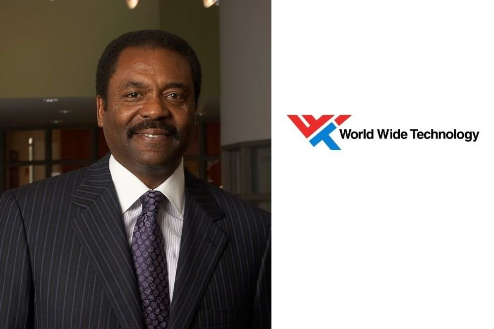 Dave Steward founded World Wide Technology in 1990.