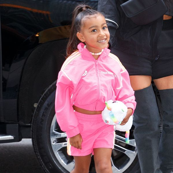 North West Has a Secret TikTok Account