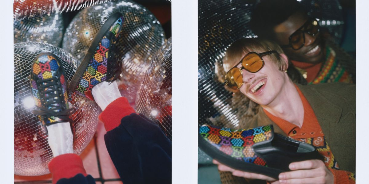 Gucci Proves Disco Never Died