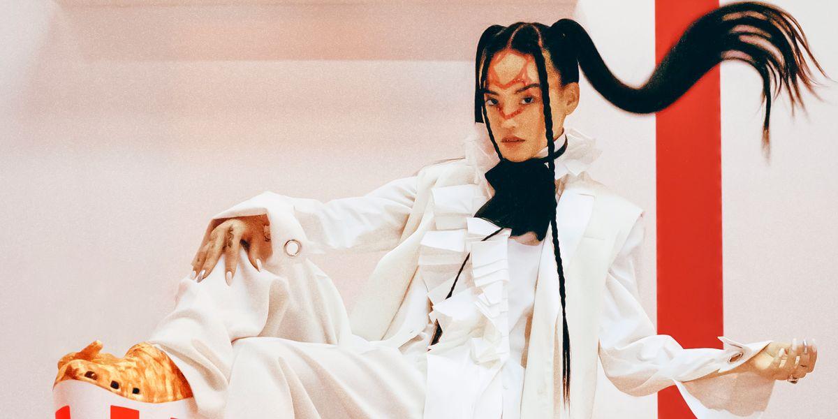 MLMA Serves Up Cursed Fashion in Crispy Crocs