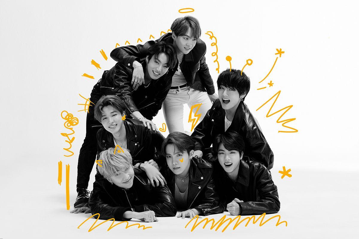 BTS Show Off Their 'True Selves' in New Album Art