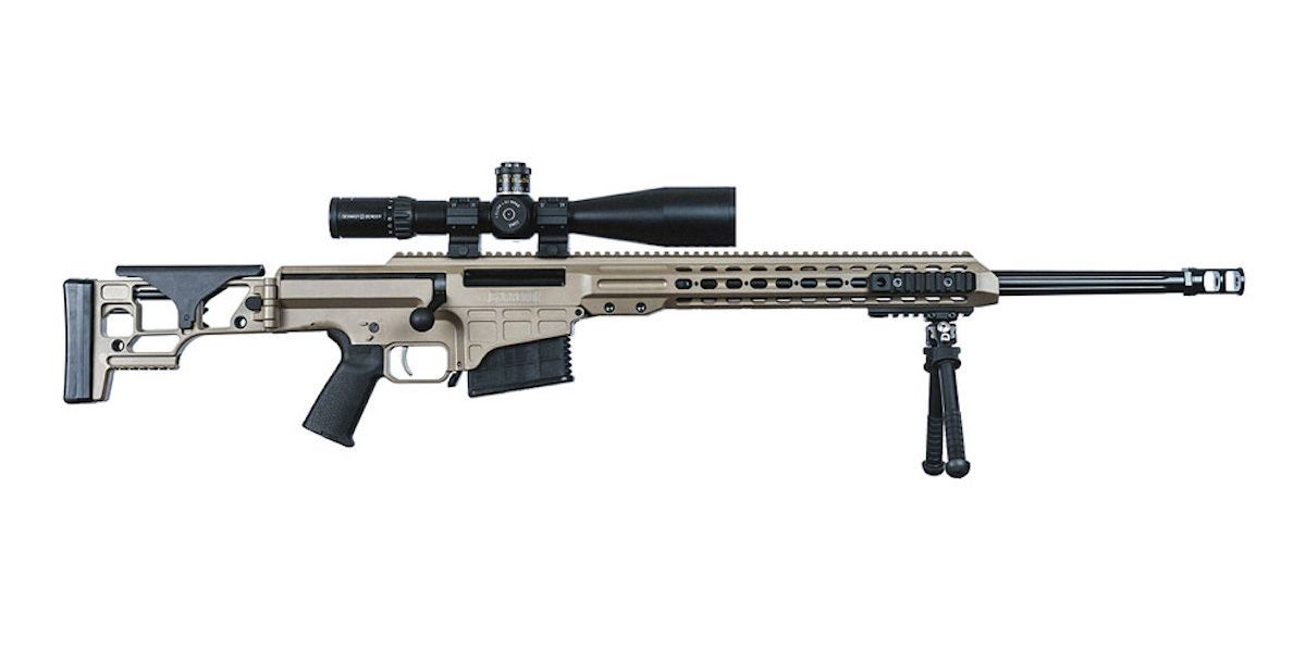 The Army is doubling down on a brand new sniper rifle