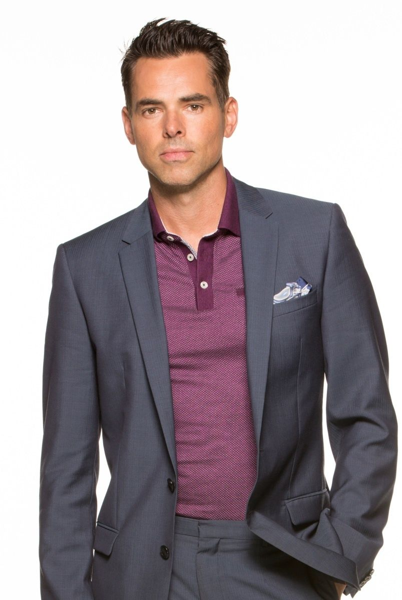 Jason Thompson from The Young and the Restless.
