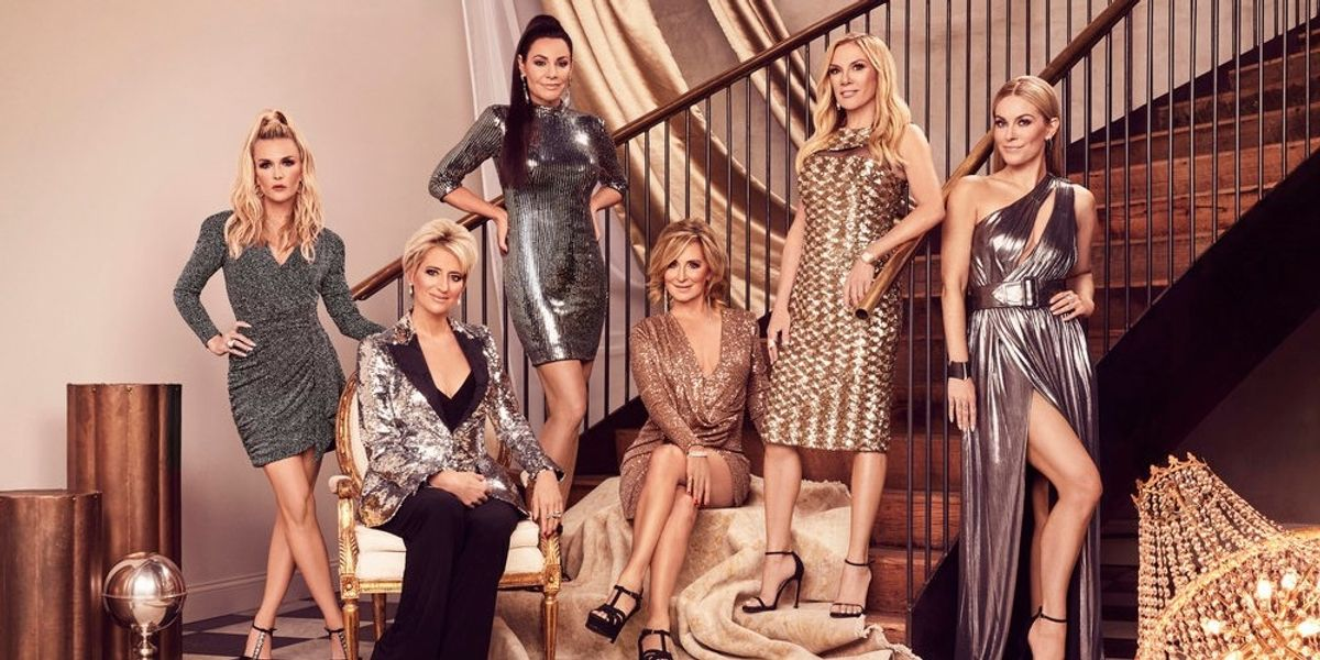 'The Real Housewives of New York City' Season 12 Trailer Is High-Octane Chaos