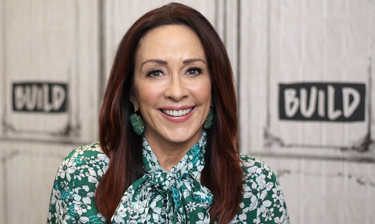 Actress Patricia Heaton asks why any 'civilized person' would support 'barbaric' pro-abortion Democratic Party platform? Twitter tries to answer.