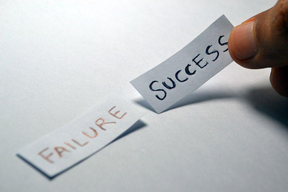 Failure in College: It Happens