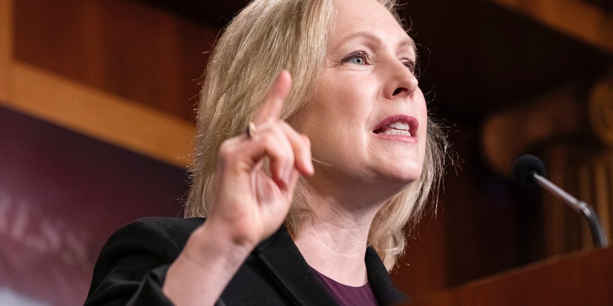 Kirsten Gillibrand's new bill would establish a US data protection agency