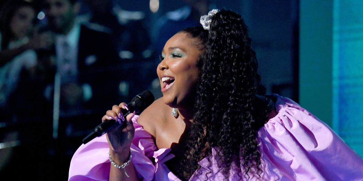 Lizzo on Double Standard Critiques of Men and Women's Bodies