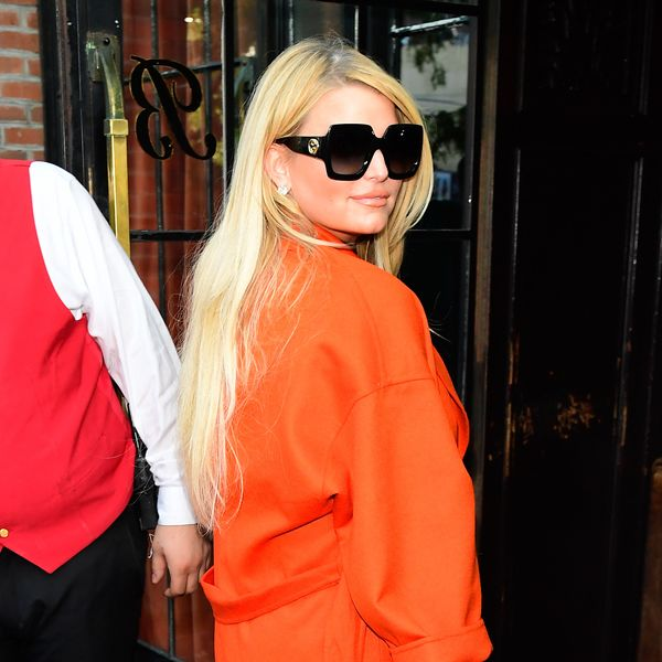 Jessica Simpson: I Was Killing Myself With Drinking and Pills