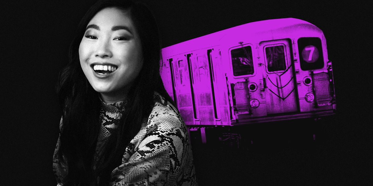 Late Capitalism Diaries: Comedy Central and Awkwafina's New Marketing is Pure Evil
