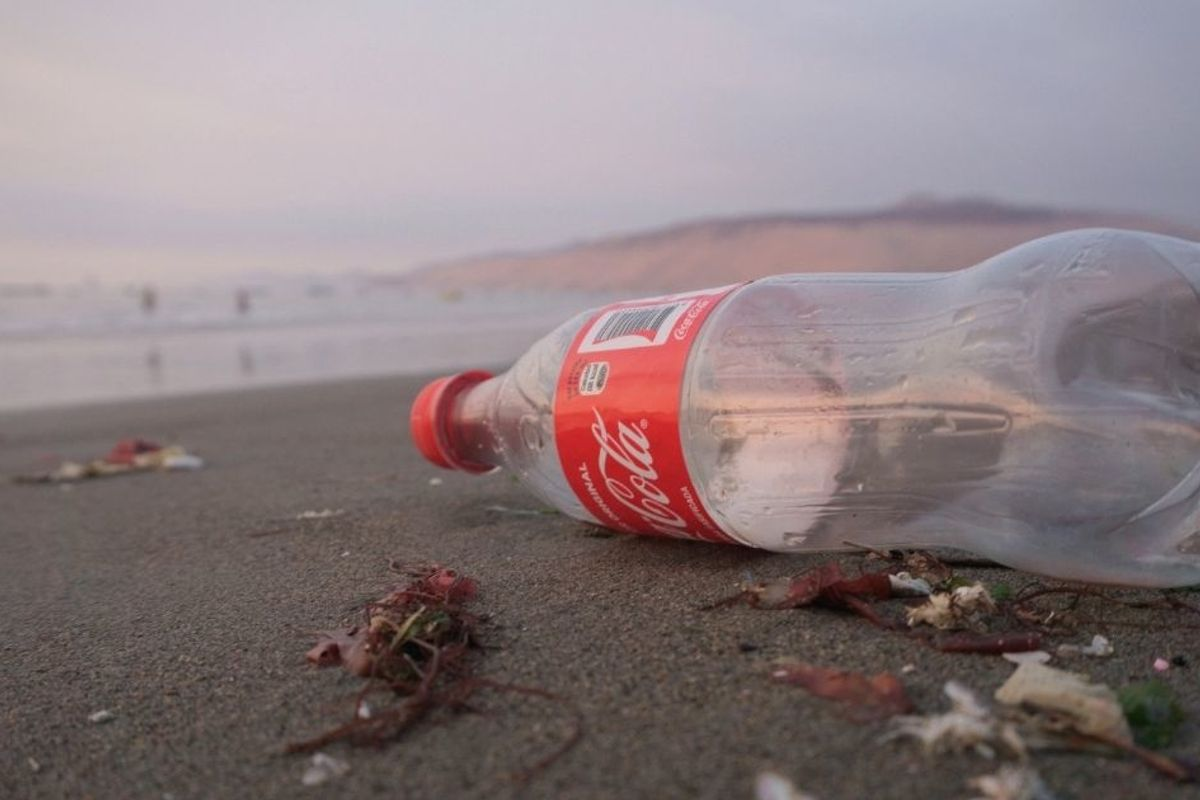 Coca-Cola won't give up plastic bottles because people want them. And that's the problem.