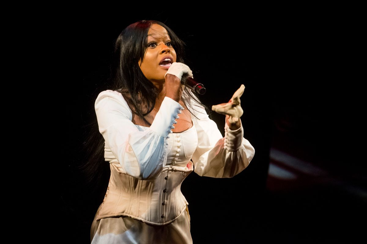 Azealia Banks Auditioned For 'Euphoria'