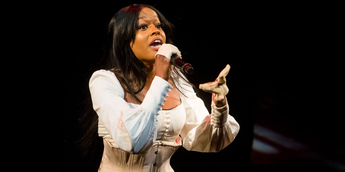 Azealia Banks Auditioned For 'Euphoria'