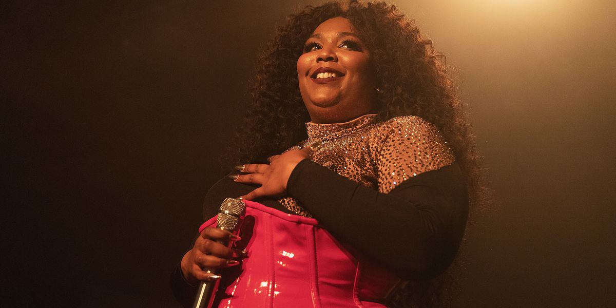 Lizzo Addresses Criticism About Making 'Music For White People'