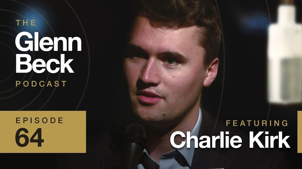 Partner Content - Charlie Kirk | Ep 64: The greatest mission statement on earth