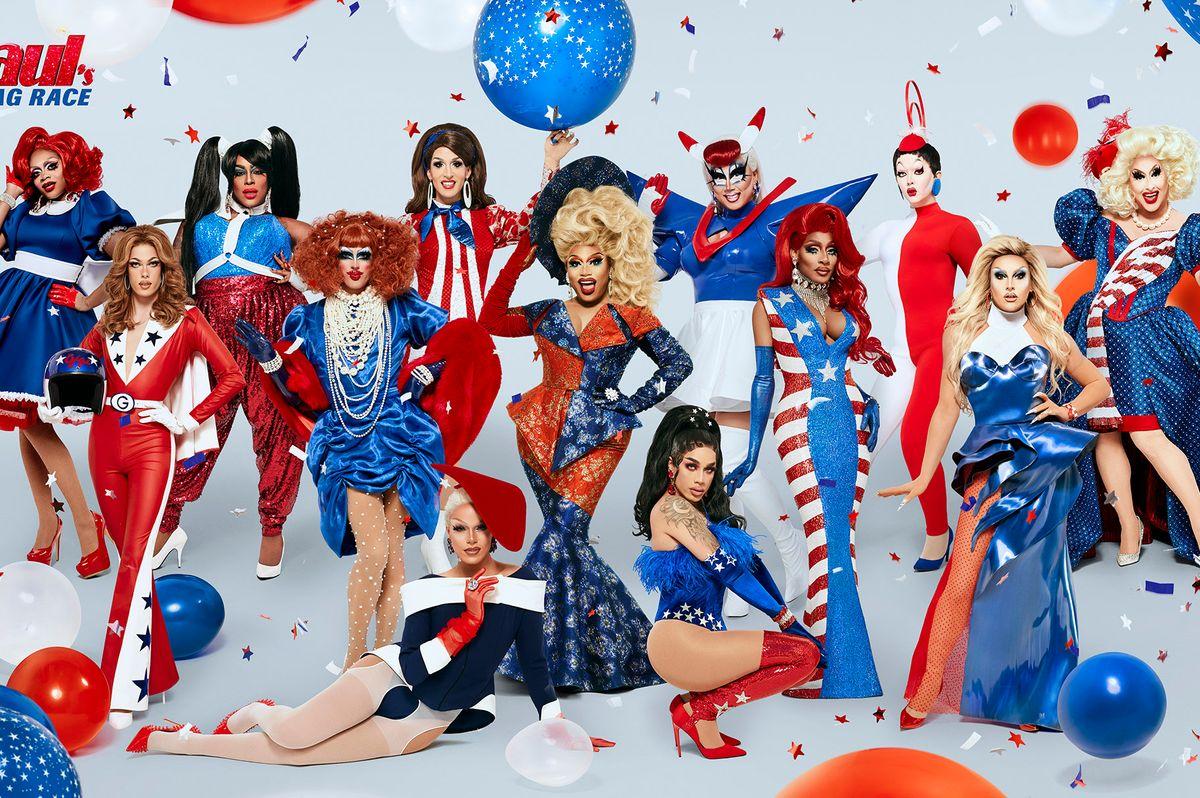 New Decade, New Drag Race: Meet The Queens of Season 12
