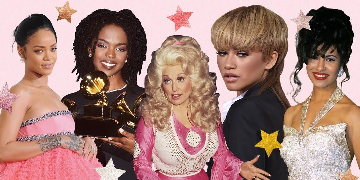 The 21 Most Unforgettable Grammys Beauty Looks Of All Time