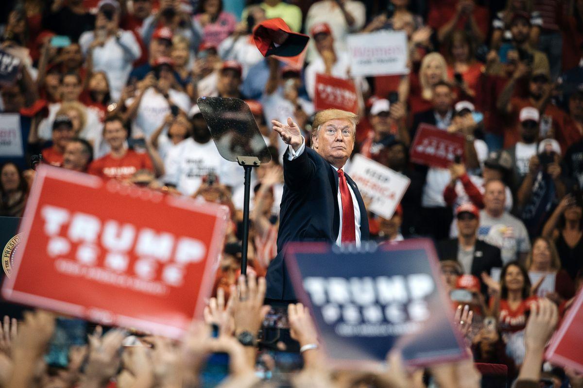 Trump rompe il tabù e va alla marcia pro life