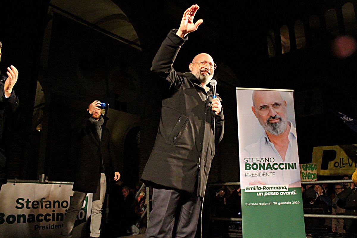 Indagine sulle minacce di Bonaccini