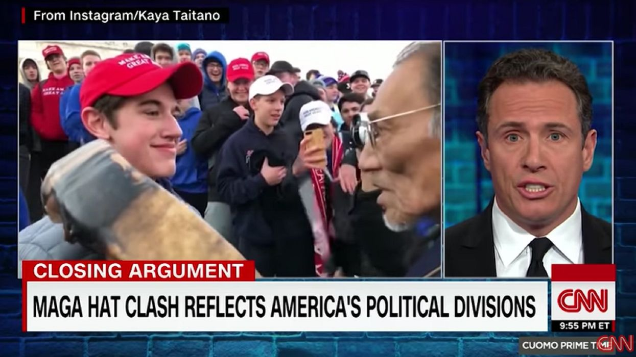 CNN anchor hits out at 'Trumpers' over Greta Thunberg — gets quickly reminded of his network's settlement ...