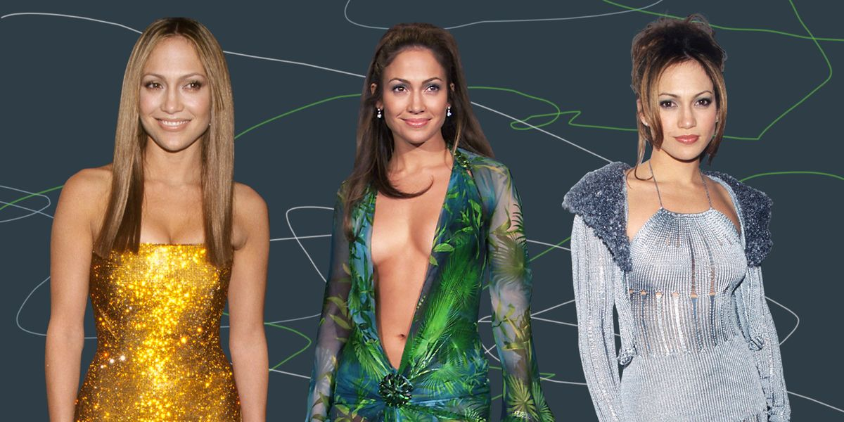 Every Outfit Jennifer Lopez Has Worn To The Grammys
