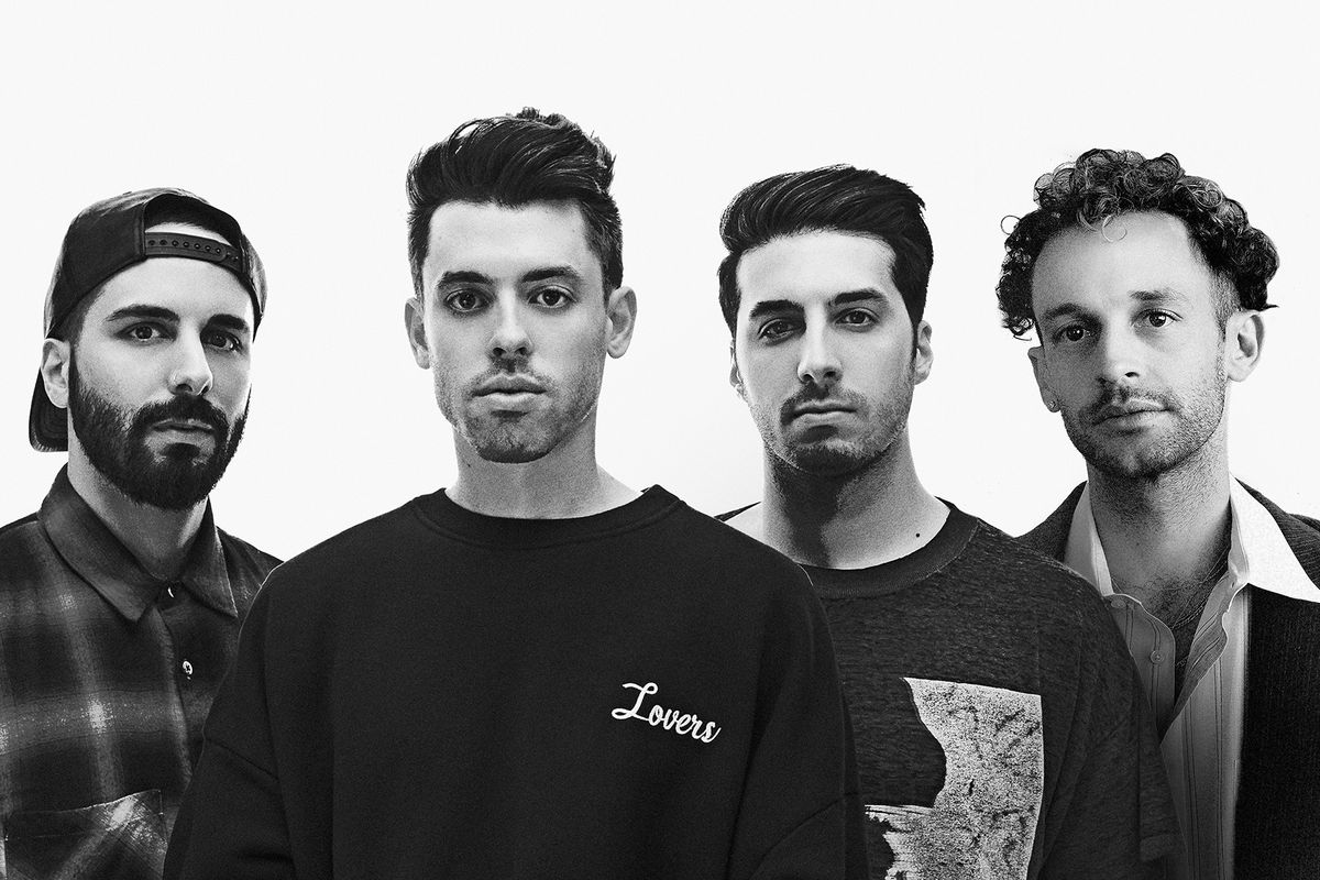 Cash Cash and Wrabel Join Forces on 'Mean It'