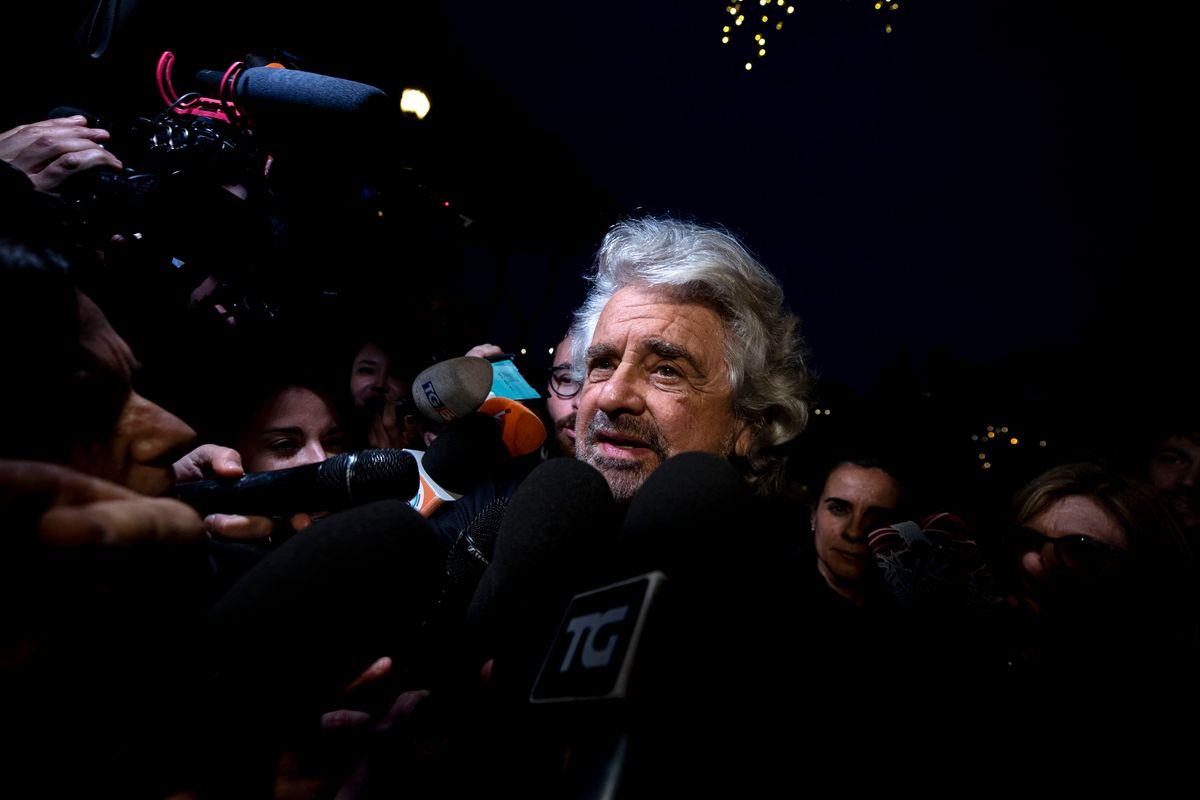 Dopo essersi sbarazzato di Di Maio, Grillo si fa condonare le cause dal Pd