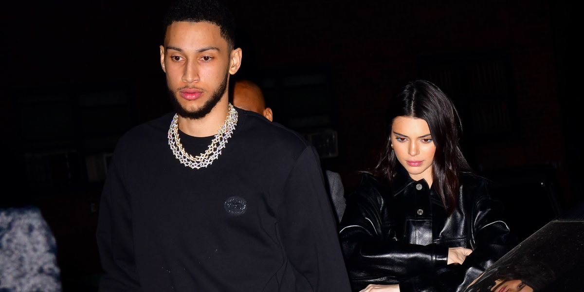 Kendall Jenner Is Reportedly Back With Ben Simmons