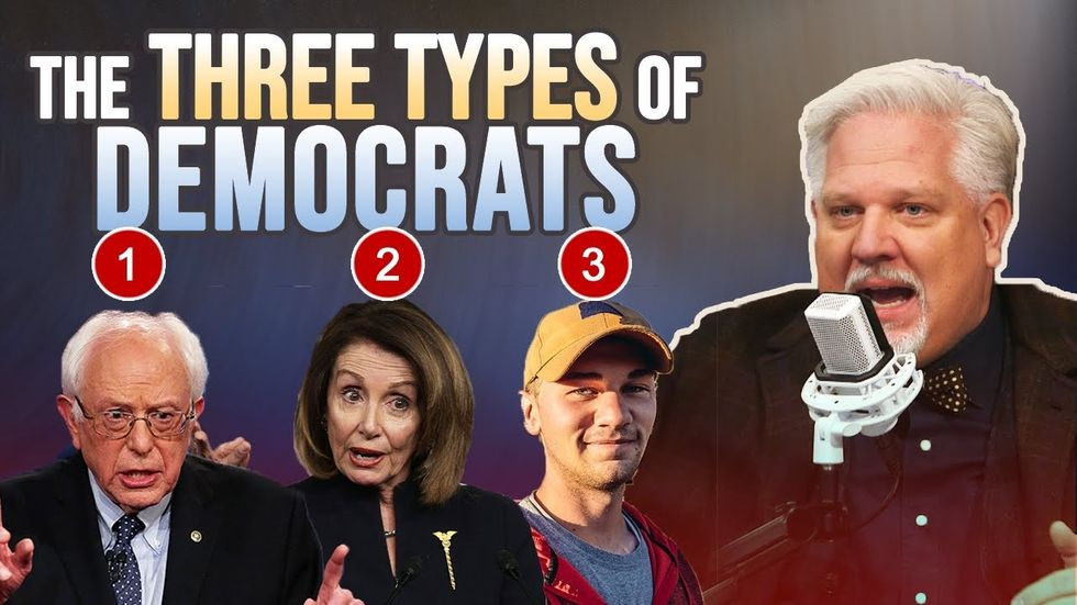 Partner Content - BERNIE, PELOSI, BIDEN, OR THE AVERAGE AMERICAN? Which TYPE of Democrat h...