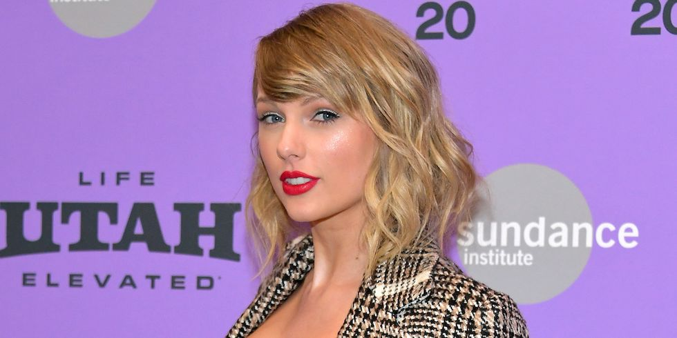 Taylor Swift Reveals Eating Disorder In 'Miss Americana' Documentary