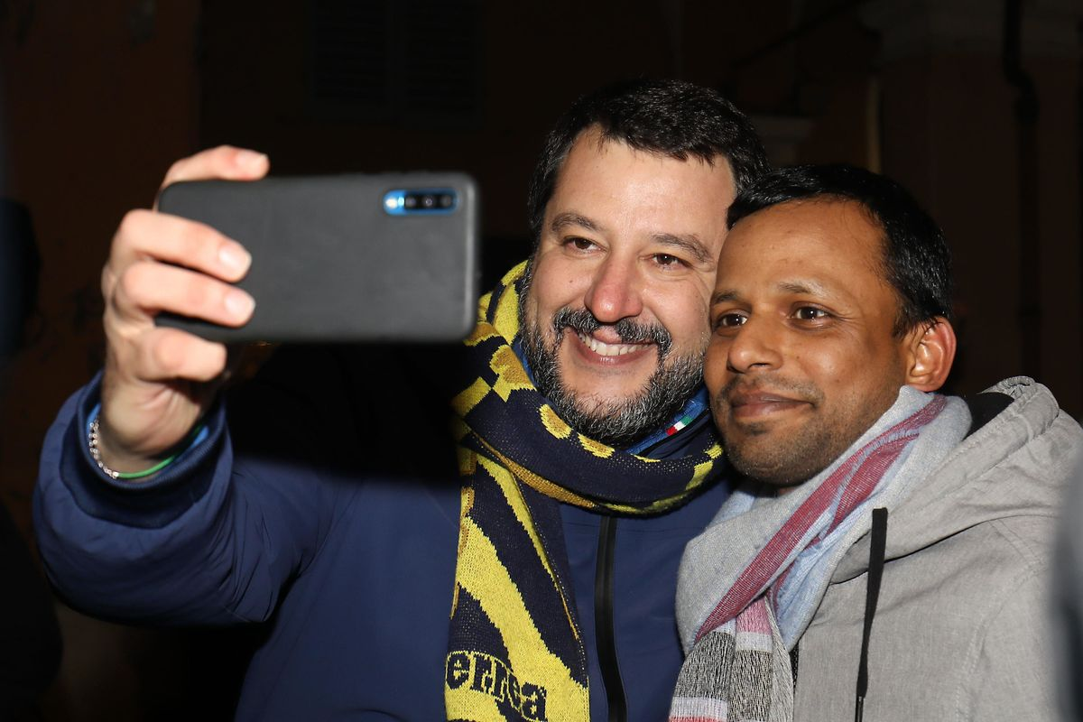 Alla vigilia delle elezioni tutti i numeri sui social di Salvini, Borgonzoni e Bonaccini