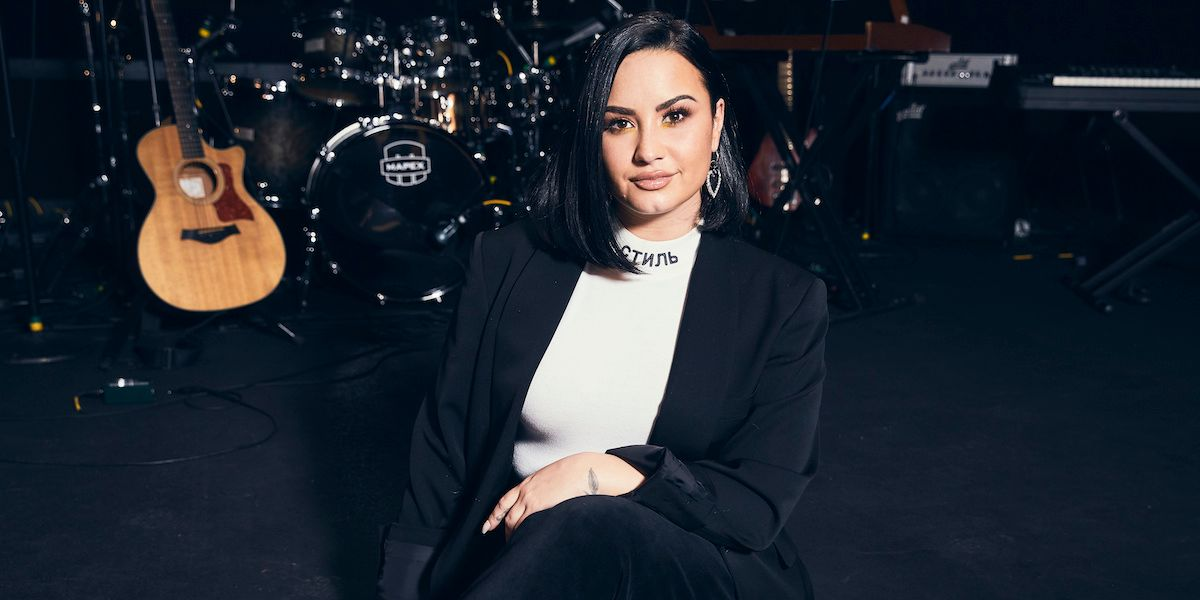 Demi Lovato Opens Up About Questioning Her Sexuality