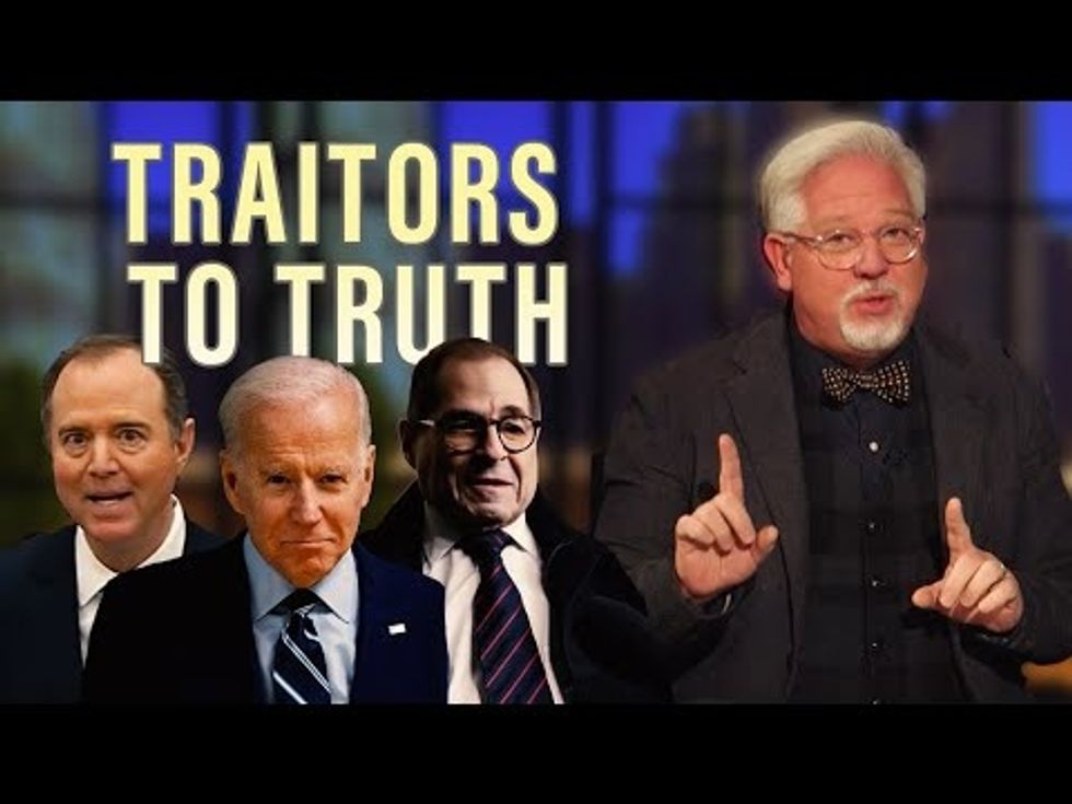 Partner Content - Biden and traitors to the truth: The sham impeachment trial