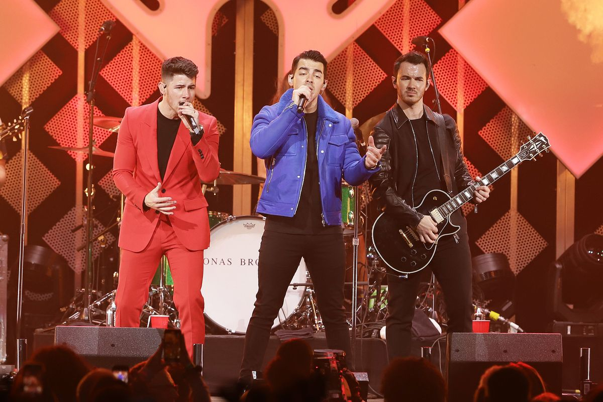 Jonas Brothers Are Doing the Vegas Residency Thing