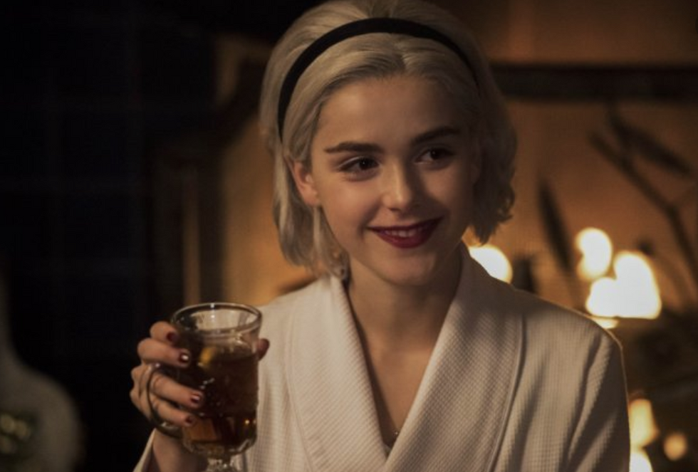 What Character From 'Chilling Adventures Of Sabrina' You Are Based On Your Zodiac Sign